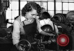 Image of defense factory Muncie Indiana USA, 1942, second 2 stock footage video 65675046814