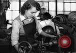 Image of defense factory Muncie Indiana USA, 1942, second 4 stock footage video 65675046814