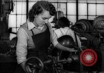 Image of defense factory Muncie Indiana USA, 1942, second 5 stock footage video 65675046814