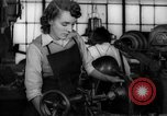 Image of defense factory Muncie Indiana USA, 1942, second 6 stock footage video 65675046814