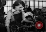 Image of defense factory Muncie Indiana USA, 1942, second 8 stock footage video 65675046814