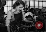 Image of defense factory Muncie Indiana USA, 1942, second 9 stock footage video 65675046814