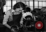 Image of defense factory Muncie Indiana USA, 1942, second 12 stock footage video 65675046814