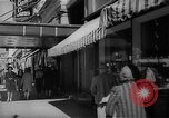 Image of street and market Muncie Indiana USA, 1942, second 1 stock footage video 65675046817