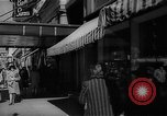Image of street and market Muncie Indiana USA, 1942, second 2 stock footage video 65675046817