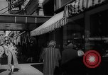 Image of street and market Muncie Indiana USA, 1942, second 4 stock footage video 65675046817