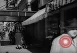 Image of street and market Muncie Indiana USA, 1942, second 10 stock footage video 65675046817