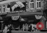 Image of war stamp sale Muncie Indiana USA, 1942, second 5 stock footage video 65675046819