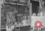 Image of music store New York United States USA, 1945, second 3 stock footage video 65675046820