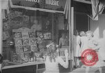 Image of music store New York United States USA, 1945, second 4 stock footage video 65675046820