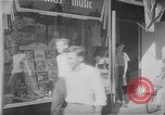 Image of music store New York United States USA, 1945, second 9 stock footage video 65675046820