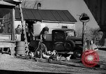 Image of Delivering Refrigerator United States USA, 1945, second 5 stock footage video 65675046821