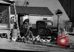 Image of Delivering Refrigerator United States USA, 1945, second 7 stock footage video 65675046821