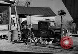 Image of Delivering Refrigerator United States USA, 1945, second 11 stock footage video 65675046821
