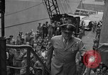 Image of Charles Andrew Willoughby Yokohama Japan, 1951, second 8 stock footage video 65675046831