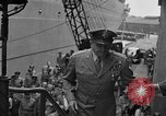 Image of Charles Andrew Willoughby Yokohama Japan, 1951, second 9 stock footage video 65675046831