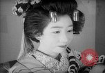 Image of Kabuki Japan, 1938, second 9 stock footage video 65675046844