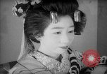 Image of Kabuki Japan, 1938, second 10 stock footage video 65675046844