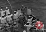Image of Japanese surrender Tokyo Bay Japan, 1945, second 10 stock footage video 65675046855