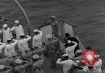 Image of Japanese surrender Tokyo Bay Japan, 1945, second 11 stock footage video 65675046855