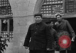 Image of Mao Zedong Yan'an China, 1944, second 4 stock footage video 65675046859