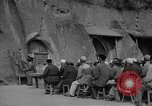 Image of men study Shaanxi Province China, 1939, second 8 stock footage video 65675046861