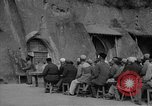 Image of men study Shaanxi Province China, 1939, second 9 stock footage video 65675046861