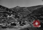 Image of Chinese village Shaanxi Province China, 1944, second 10 stock footage video 65675046864