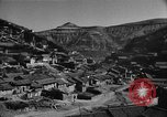 Image of Chinese village Shaanxi Province China, 1944, second 11 stock footage video 65675046864