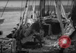 Image of weighing catch of fish Gloucester Massachusetts USA, 1935, second 1 stock footage video 65675046871