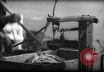Image of Fishermen have catch weighed Gloucester Massachusetts USA, 1935, second 12 stock footage video 65675046872