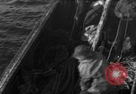 Image of commercial fishing operations Massachusetts USA, 1935, second 1 stock footage video 65675046886