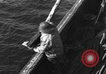Image of commercial fishing operations Massachusetts USA, 1935, second 6 stock footage video 65675046886