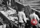 Image of commercial fishing Massachusetts USA, 1935, second 1 stock footage video 65675046887