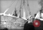 Image of Commercial fishing trawler Boston Massachusetts USA, 1935, second 1 stock footage video 65675046891