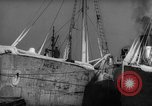 Image of Commercial fishing trawler Boston Massachusetts USA, 1935, second 9 stock footage video 65675046891