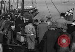 Image of crowd watches Canadian boat Boston Massachusetts USA, 1935, second 5 stock footage video 65675046901