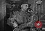Image of Fishing boat Captain reports catch on radio Boston Massachusetts USA, 1935, second 1 stock footage video 65675046907