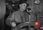 Image of Fishing boat Captain reports catch on radio Boston Massachusetts USA, 1935, second 5 stock footage video 65675046907