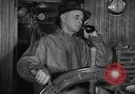 Image of Fishing boat Captain reports catch on radio Boston Massachusetts USA, 1935, second 6 stock footage video 65675046907