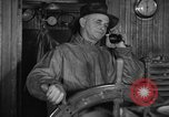 Image of Fishing boat Captain reports catch on radio Boston Massachusetts USA, 1935, second 7 stock footage video 65675046907