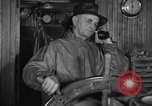 Image of Fishing boat Captain reports catch on radio Boston Massachusetts USA, 1935, second 8 stock footage video 65675046907