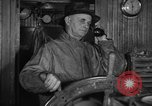 Image of Fishing boat Captain reports catch on radio Boston Massachusetts USA, 1935, second 9 stock footage video 65675046907