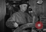 Image of Fishing boat Captain reports catch on radio Boston Massachusetts USA, 1935, second 10 stock footage video 65675046907