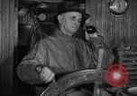Image of Fishing boat Captain reports catch on radio Boston Massachusetts USA, 1935, second 11 stock footage video 65675046907