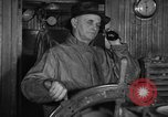 Image of Fishing boat Captain reports catch on radio Boston Massachusetts USA, 1935, second 12 stock footage video 65675046907