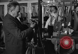 Image of leather goods shop United States USA, 1950, second 10 stock footage video 65675046917