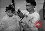 Image of internment of Japanese San Bruno California USA, 1942, second 9 stock footage video 65675046918