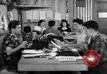 Image of Internment of Japanese San Bruno California USA, 1942, second 6 stock footage video 65675046920