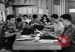 Image of Internment of Japanese San Bruno California USA, 1942, second 8 stock footage video 65675046920